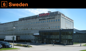 Toyota Material Handling Manufacturing Sweden AB