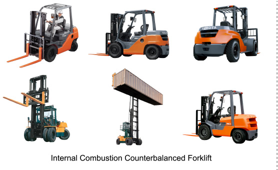 Internal Combustion Counterbalanced Forklift